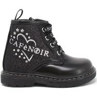 Pantofi Fete Ghete Café Noir C-1510 Negru