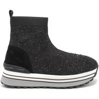 Pantofi Femei Pantofi sport stil gheata Gold&gold B21 GB150 Negru