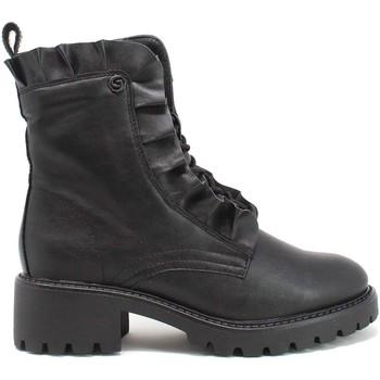 Pantofi Femei Ghete Gold&gold B21 GB229 Negru