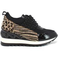 Pantofi Femei Pantofi sport Casual Gold&gold B21 GB181 Negru
