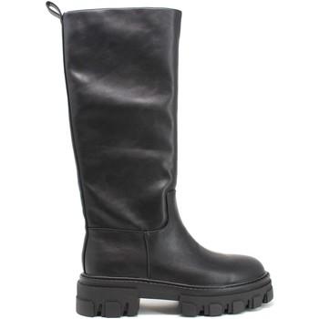 Pantofi Femei Cizme casual Gold&gold B21 GB190 Negru
