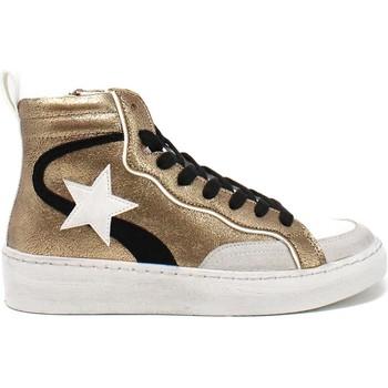 Pantofi Femei Pantofi sport stil gheata Gold&gold B21 GB159 Maro