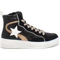 Pantofi Femei Pantofi sport stil gheata Gold&gold B21 GB159 Negru