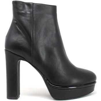 Pantofi Femei Botine Grace Shoes 5202006 Negru