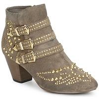 Pantofi Femei Botine Ash JOYCE Bej