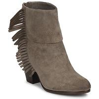 Pantofi Femei Botine Ash QUICK Gri