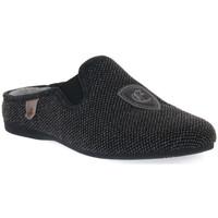 Pantofi Bărbați Papuci de casă Emanuela 1600 ANTRACITE COLWEL Grigio