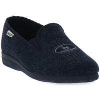Pantofi Bărbați Papuci de casă Emanuela 967 BLU Blu