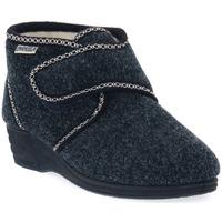 Pantofi Femei Papuci de casă Emanuela 831 BLU Blu