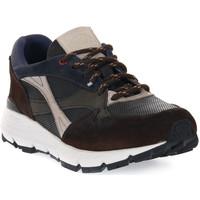 Pantofi Bărbați Multisport Exton COMBI 5 TERRA Marrone