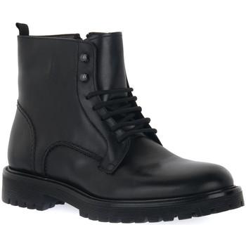 Pantofi Femei Ghete Exton VIENNA NERO Nero