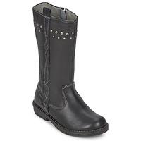 Pantofi Fete Cizme casual Noel FREESIA Negru