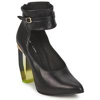 Încăltăminte Femei Pantofi cu toc Miista CRISTAL Black