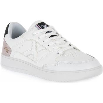 Pantofi Bărbați Pantofi sport Casual Munich 01 LEGIT Bianco