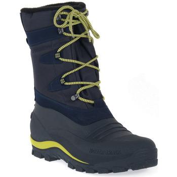 Pantofi Bărbați Cizme de zapadă Cmp 35NF NIETOS SNOW BOOTS Blu