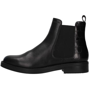 Pantofi Femei Ghete Stonefly 216939 BLACK