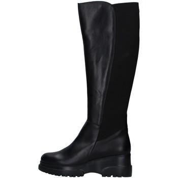 Pantofi Femei Cizme casual CallagHan 27208 BLACK