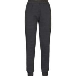 Îmbracaminte Femei Pantaloni de trening Kappa Pantalon femme  savonata noir/gris foncé
