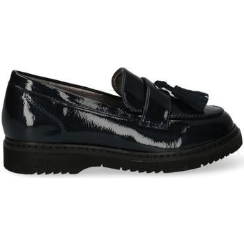 Pantofi Fete Pantofi Oxford  Bubble 60571 albastru