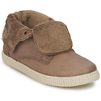 Pantofi Fete Pantofi sport stil gheata Chipie SABRINA Bej
