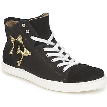 Pantofi Femei Pantofi sport stil gheata Chipie JAVENE DOUDOU Negru
