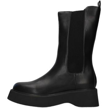 Pantofi Femei Botine Café Noir C1FL9040 BLACK