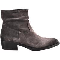 Pantofi Femei Botine Mally 5340 Maro