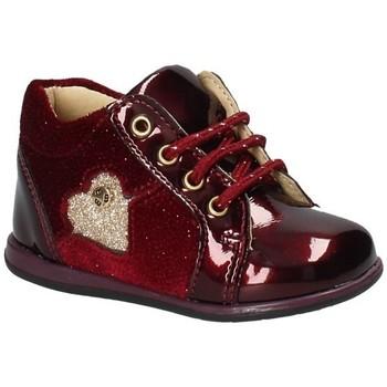 Pantofi Fete Ghete Melania ME0152A8I.C Roșu