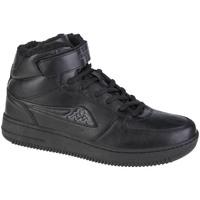 Pantofi Pantofi sport stil gheata Kappa Bash Mid Fur Noir