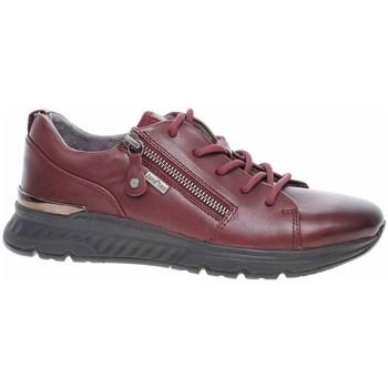Pantofi Femei Pantofi Oxford  Jana 882373027 540 Vișiniu