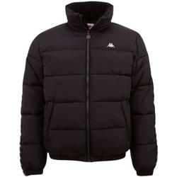 Îmbracaminte Bărbați Geci Kappa Jaro Jacket Noir