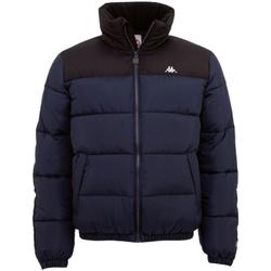Îmbracaminte Bărbați Geci Kappa Jaro Jacket Bleu marine