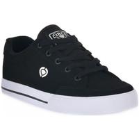 Pantofi Pantofi sport Casual C1rca AL 50 SLIM BLACJK WHITE SYNTETIC Nero