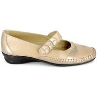 Pantofi Femei Sandale  Boissy Sandale Platine Beige Bej