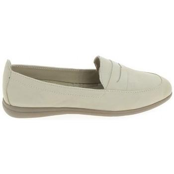 Pantofi Femei Pantofi Oxford  Jana Mocassin 24600 beige Bej