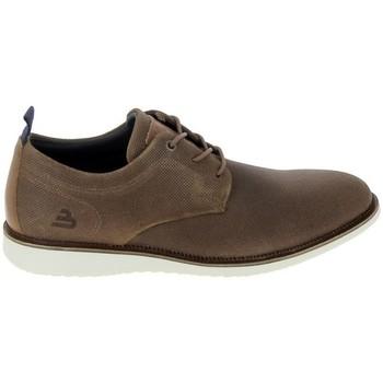 Pantofi Bărbați Pantofi Oxford  Bullboxer Sneaker 905AP3CO Cognac Bej