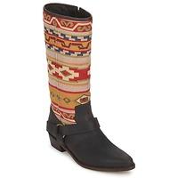 Încăltăminte Femei Cizme casual Sancho Boots CROSTA TIBUR GAVA  maro-roșu