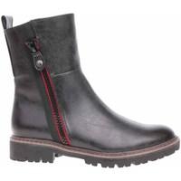 Pantofi Femei Ghete Marco Tozzi 222543527229 Negre