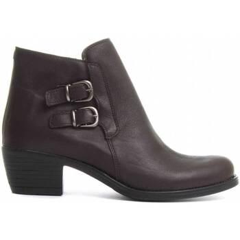 Pantofi Femei Botine Purapiel 72281 BROWN