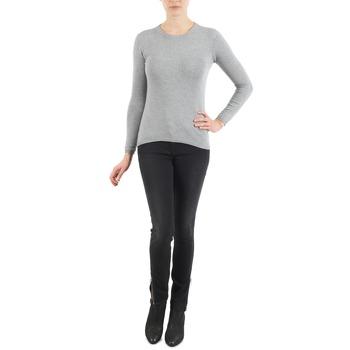 Îmbracaminte Femei Jeans slim School Rag PHOEBE SUPER SLIM COMFORT Negru