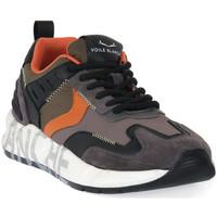 Pantofi Bărbați Pantofi sport Casual Voile Blanche 1B74 CLUB15 Grigio