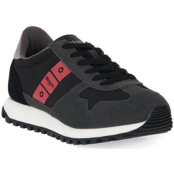 Pantofi Femei Pantofi sport Casual Blauer BGR DAWSON 02 Nero