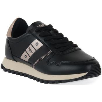 Pantofi Femei Pantofi sport Casual Blauer BLK MERRILL RECYCLED Nero