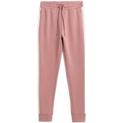 Îmbracaminte Femei Pantaloni  4F SPDD013 Roz
