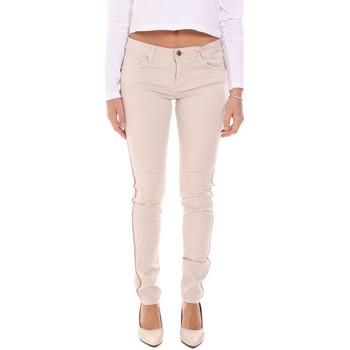 Îmbracaminte Femei Pantalon 5 buzunare Gaudi 811BD25019 Bej