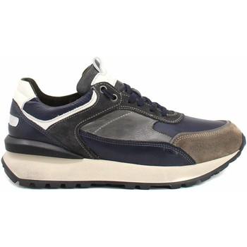 Pantofi Bărbați Sneakers Café Noir PB6220 Albastru