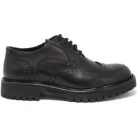 Pantofi Bărbați Espadrile Exton 775 Negru