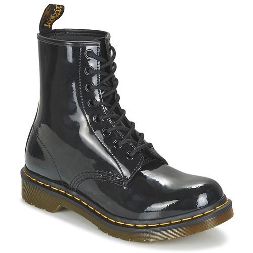 Pantofi Femei Ghete Dr Martens 1460 W Negru