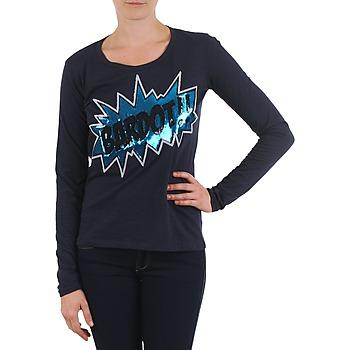 Îmbracaminte Femei Tricouri cu mânecă lungă  Brigitte Bardot BB43130 Albastru