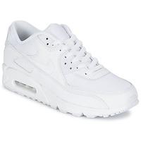 Pantofi Bărbați Pantofi sport Casual Nike AIR MAX 90 ESSENTIAL Alb